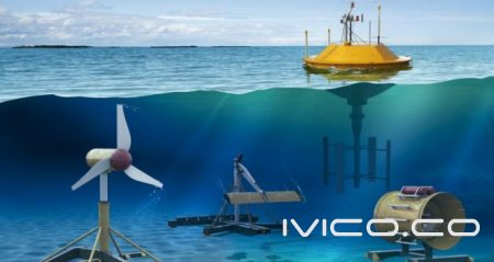 استقرار نخستین نیروگاه هیدروژن سبز دریایی جهان در سواحل فرانسه