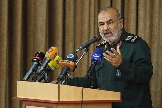 فرمانده سپاه مردم خوزستان را خوشحال کرد