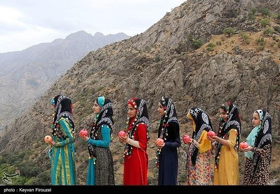 جشن و پایکوبی مردم کردستان+عکس