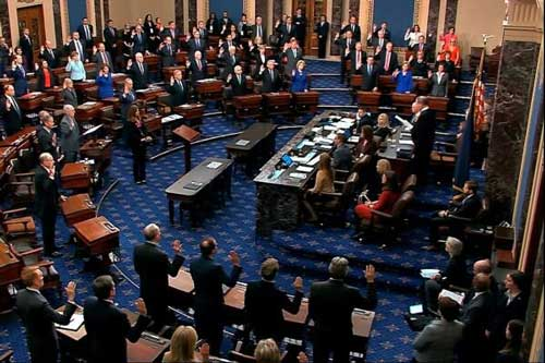 اقدام عجیب سناتورهای آمریکایی علیه رئیسی