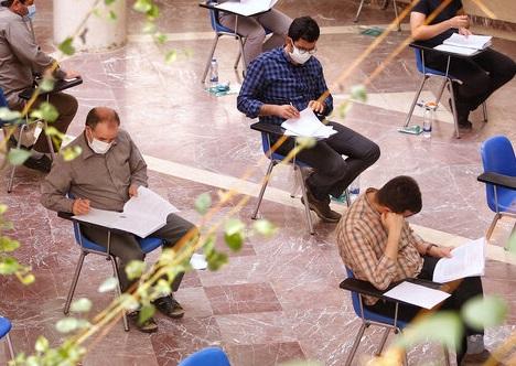 ادامه برگزاری آزمون کارشناسی ارشد در ۱۷۹ شهر