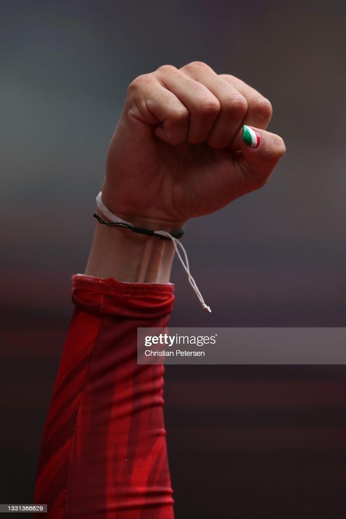 تصویر خیره کننده از زن دونده ایران که همه را خوشحال کرد+عکس