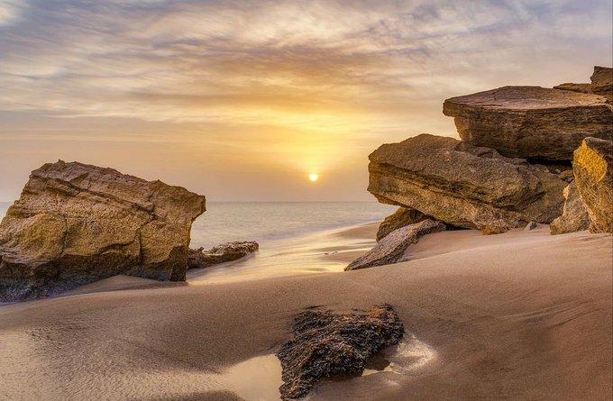 ساحل دیدنی چابهار و دریای عمان+عکس