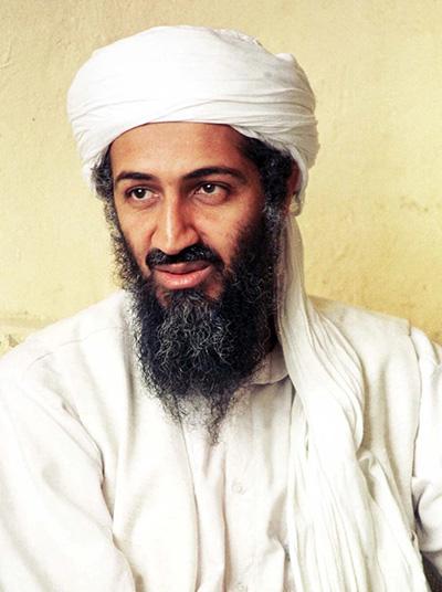مخفیگاه بن لادن این طور لو رفت+عکس