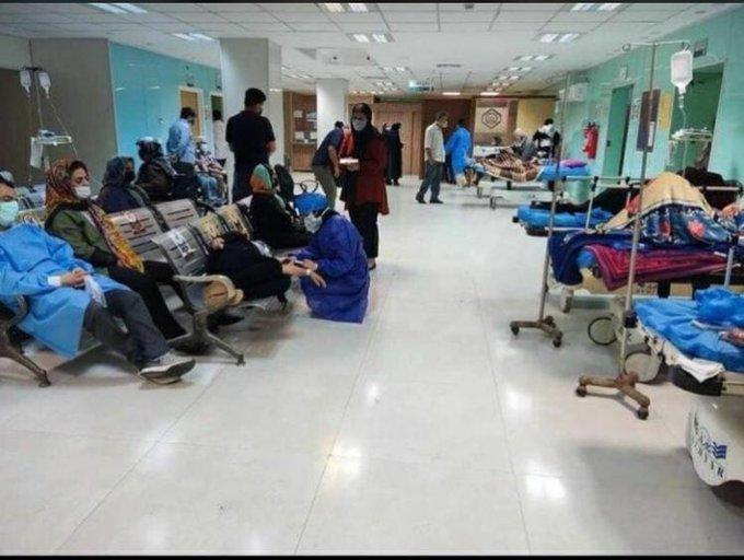 فاجعه در بیمارستان گناوه+عکس