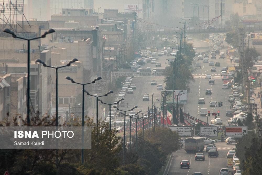 آلودگی هوا موجب سینوزیت مزمن میشود