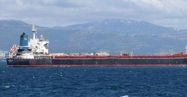 تصویری از کشتی اسرائیلی که مورد حمله قرار گرفت+عکس